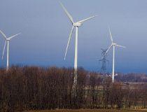 Wind turbines Ontario