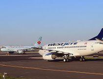 WestJet Air Canada