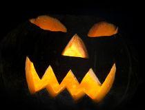 Halloween Scary Jack O'Lantern Shutterstock