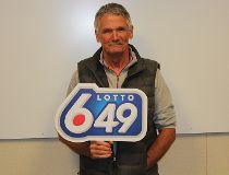 Kenneth Yates, Lottery winner