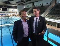 Brian Bowman and Hubert Mesman