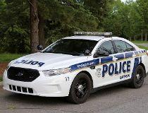 Gatineau Police car