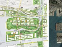 Port Lands plans