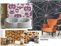 Halloween murals