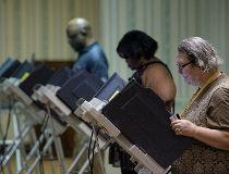 Voters Cast