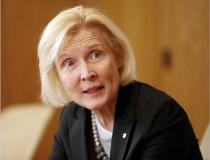 Roseann Runte, Carleton University President and Vice-Chancellor