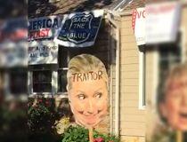 Hillary Clinton-themed haunted house