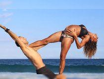 Yoga intructor