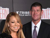 Mariah Carey and James Packer
