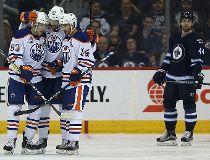 Jets v Oilers