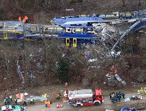 Bad Aibling train collision