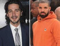 Shia Labeouf and Drake 7