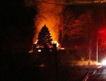 Heritage road fire Brampton