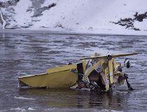 A Grumman American AA-1 aircraft crashed