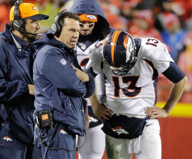 A rare sight: Both 2016 Super Bowl teams will miss 2017 playoffs