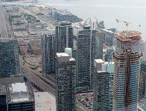 Toronto condos skyline
