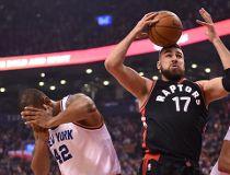 Toronto Raptors center Jonas Valanciunas Toronto Raptors center Jonas Valanciunas Toronto Raptors center Jonas Valanciunas