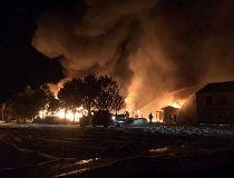 milltown fire