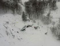 Rigopiano Hotel avalanche