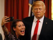 Donald Trump Tussauds