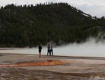 Yellowstone trespassers