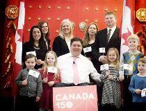 Kent Hehr Canada 150