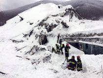 Italy avalanche
