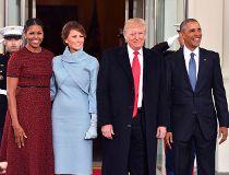 Trumps, Obamas