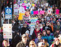 Calgary Women's March