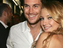 Oliver Hudson and Kate Hudson