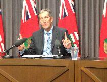 Premier Brian Pallister