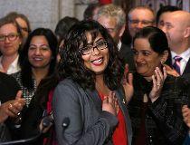 Liberal MP Iqra Khalid