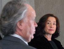 Sheila Greckol and Allan Wachowich