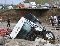tractor mishap