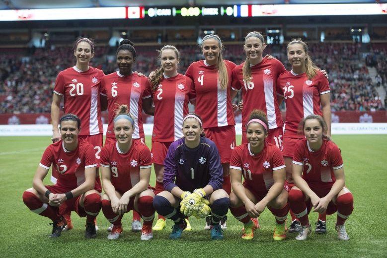 Canada's women's soccer team to play friendlies in Toronto, Winnipeg