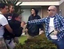cop shoots