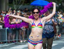 Toronto's 2016 Pride parade