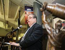 Hockey Edmonton president Mark Doram
