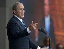 George W. Bush FILES Feb. 27/17