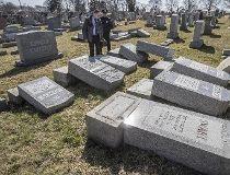 Jewish cemetery Feb. 27/17