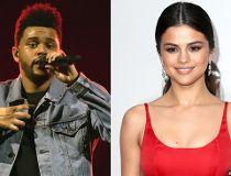 The Weeknd and Selena Gomez