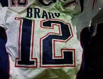 Tom Brady jersey March 21/17