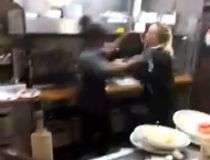 Waffle House brawl
