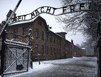 Auschwitz gate - AFP photo