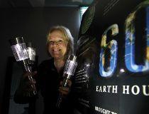 Judi Vandenbrink, Earth hour