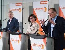 NDP leadership candidates