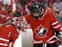 Team Canada's Bailey Bram