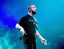 US singer Drake