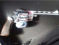 illegal gun