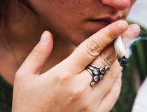 Smoking marijuana FILES April 13/17